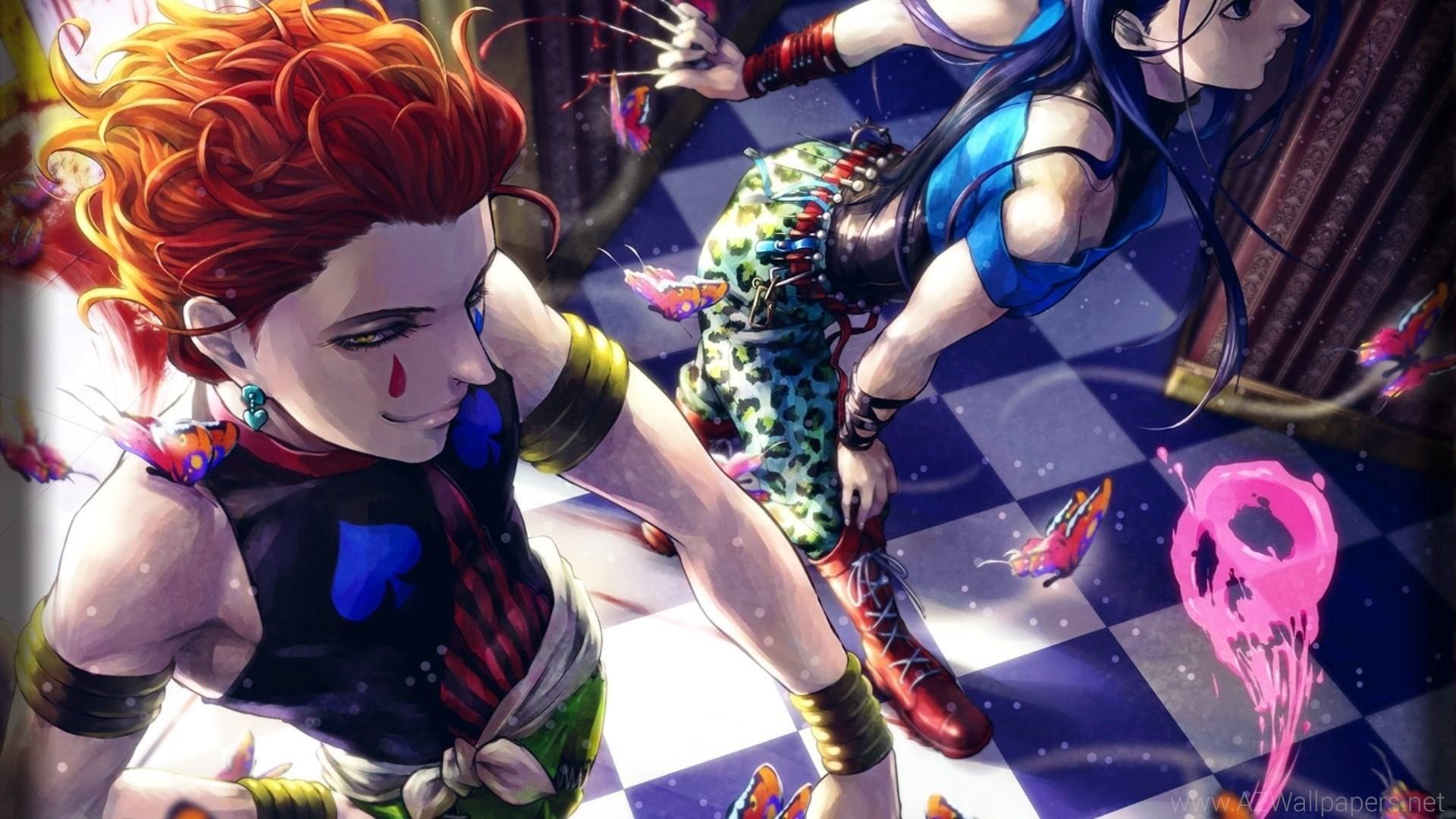 <b>Hunter X Hunter</b> Wallpaper Killua