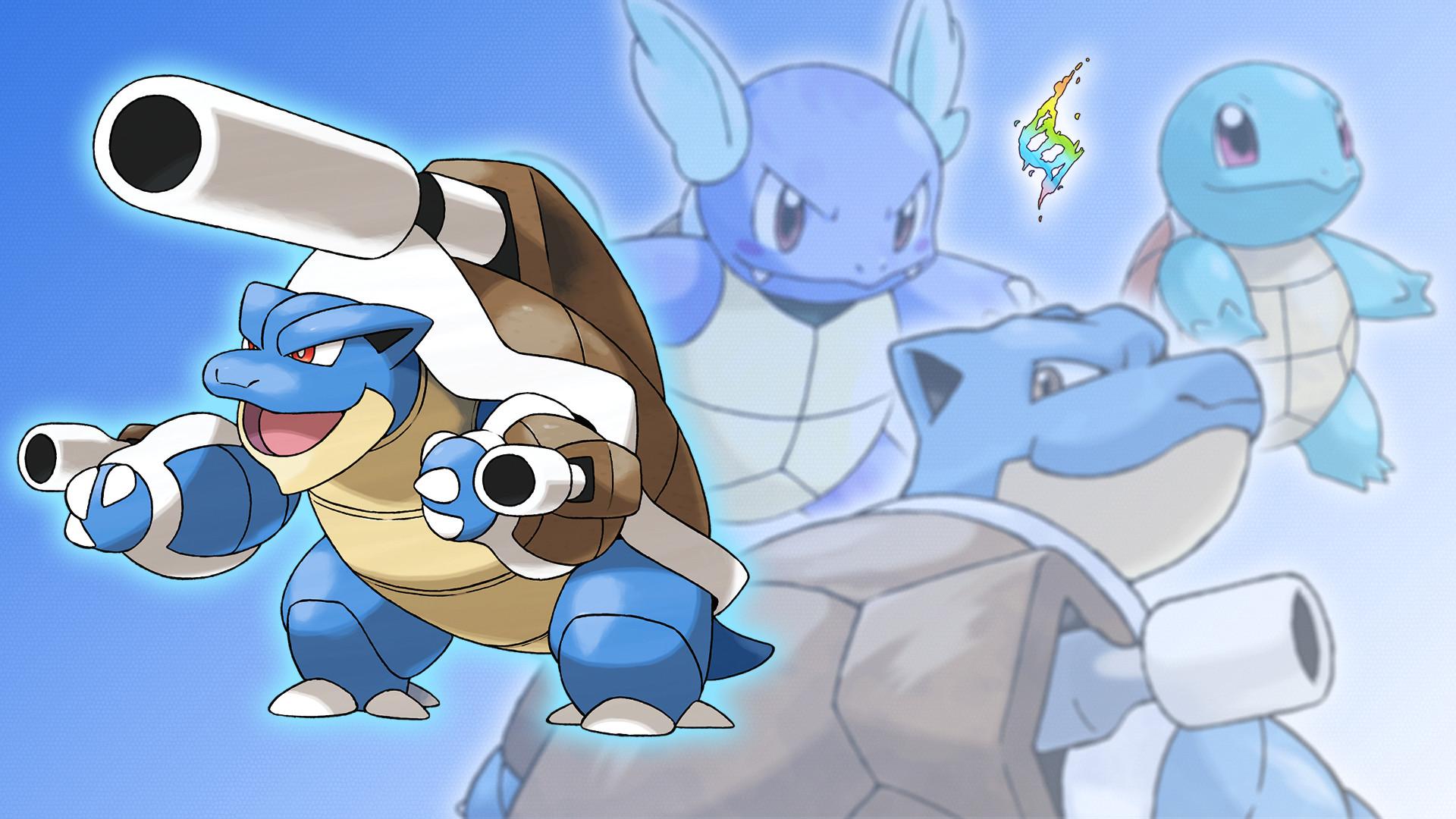 Mega Blastoise on Mega-Pokemon – DeviantArt