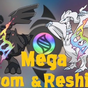 Pokemon Mega Evolutions