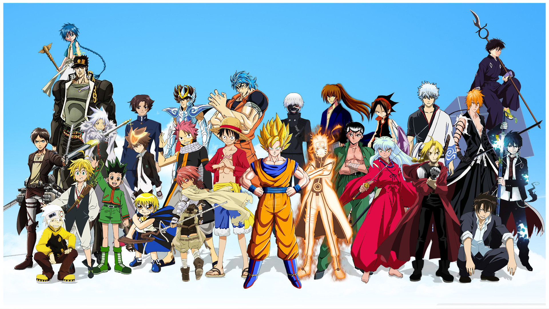 The Seven Deadly Sins · HD Wallpaper | Background ID:827335