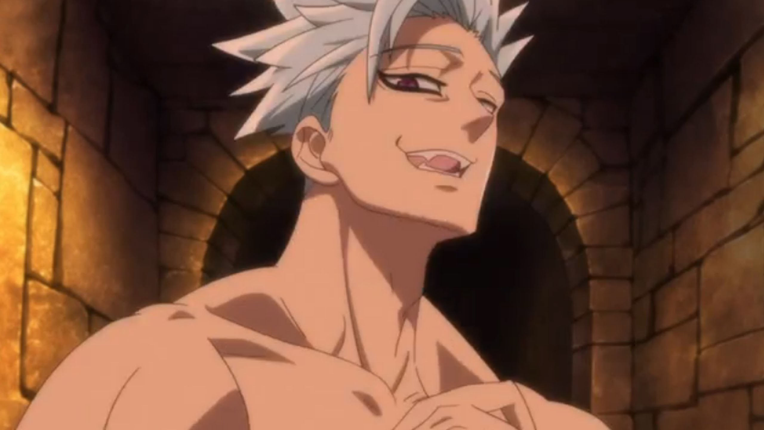 The Seven Deadly Sins 七つの大罪 Episode 4 Anime Review – IS THAT A VAMPIRE –  YouTube