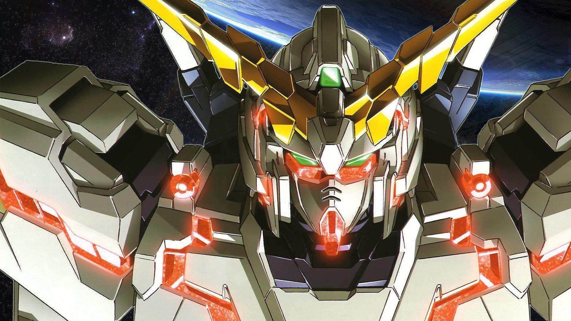 Gundam Unicorn Anime Wallpaper Wide or HD | Anime Wallpapers