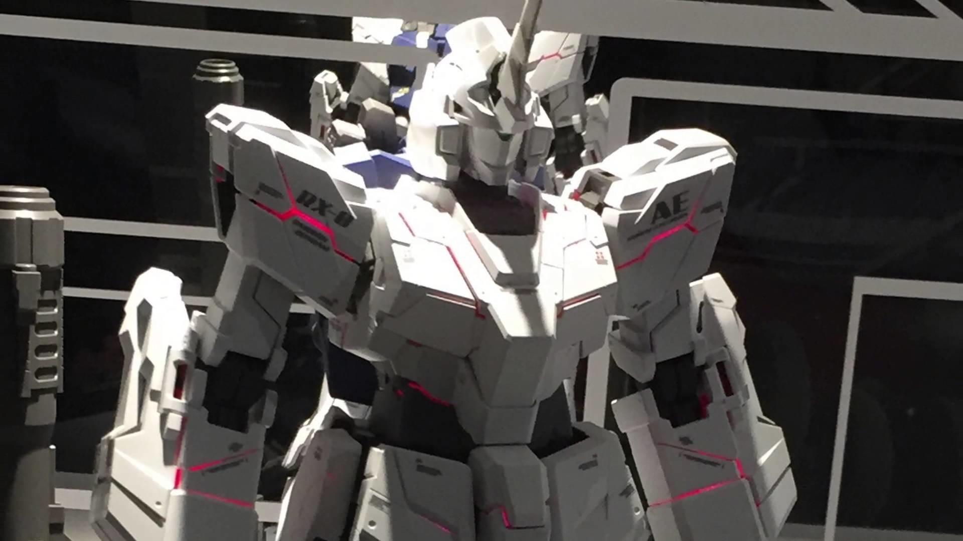 PG RX-0 Unicorn Gundam Unicorn Mode(GUNPLA EXPO2014)