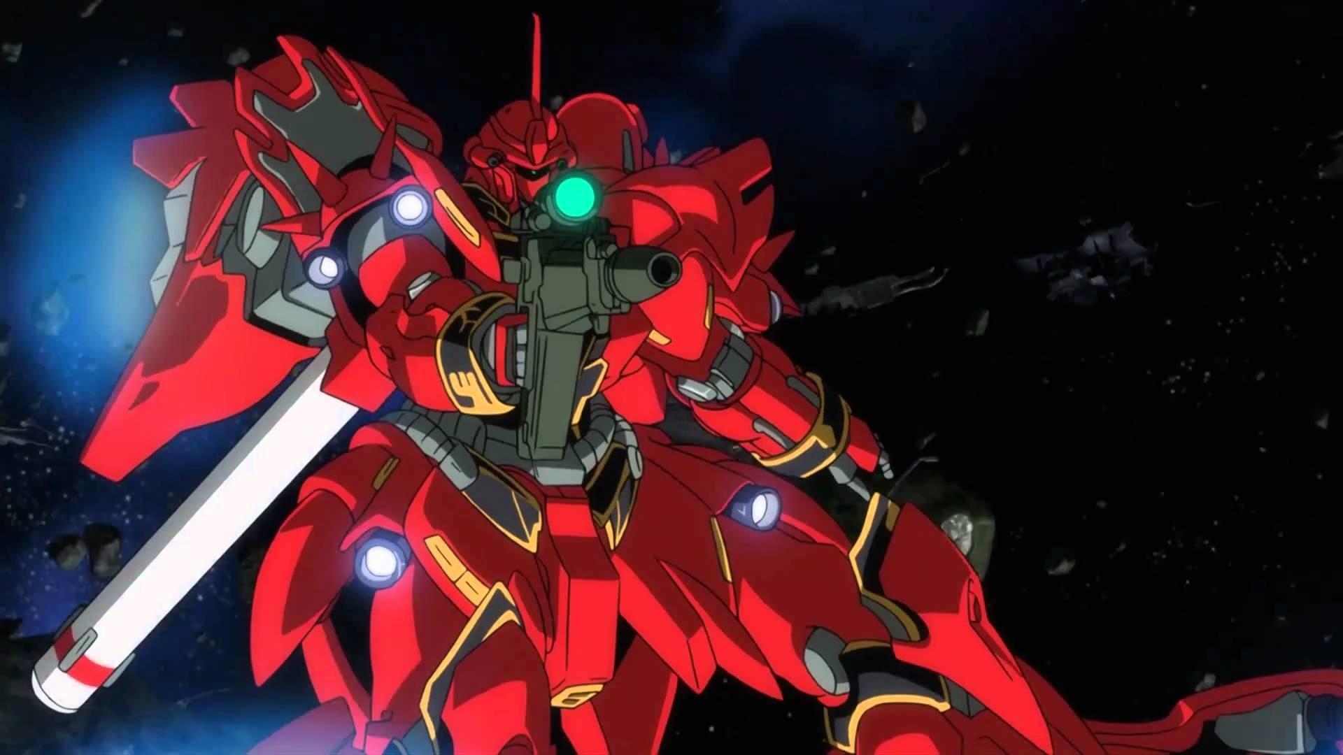 [Gundam Core] Gundam Unicorn PV – MSN-06S Sinanju & Full Frontal – YouTube