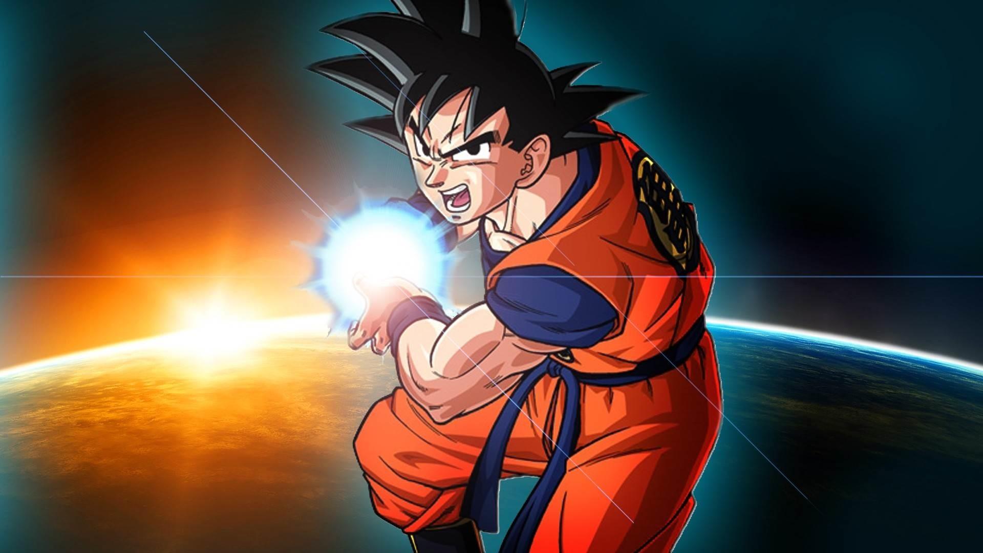 Dragonball GT Goku Super Saiyan Wallpaper by BlackShadowX 1920×1080 Goku  Super Saiyan 4 HD
