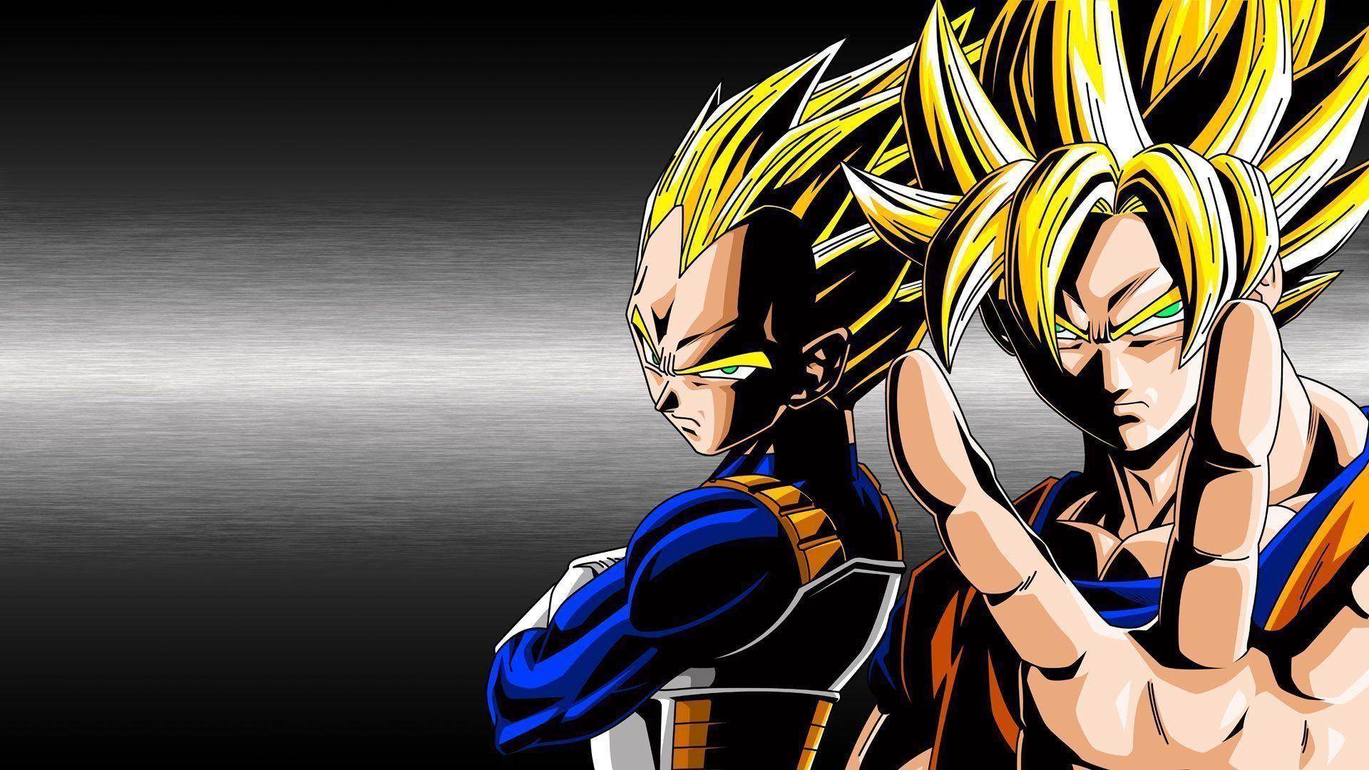 Goku Super Saiyan 4 HD Wallpapers Group (88+)