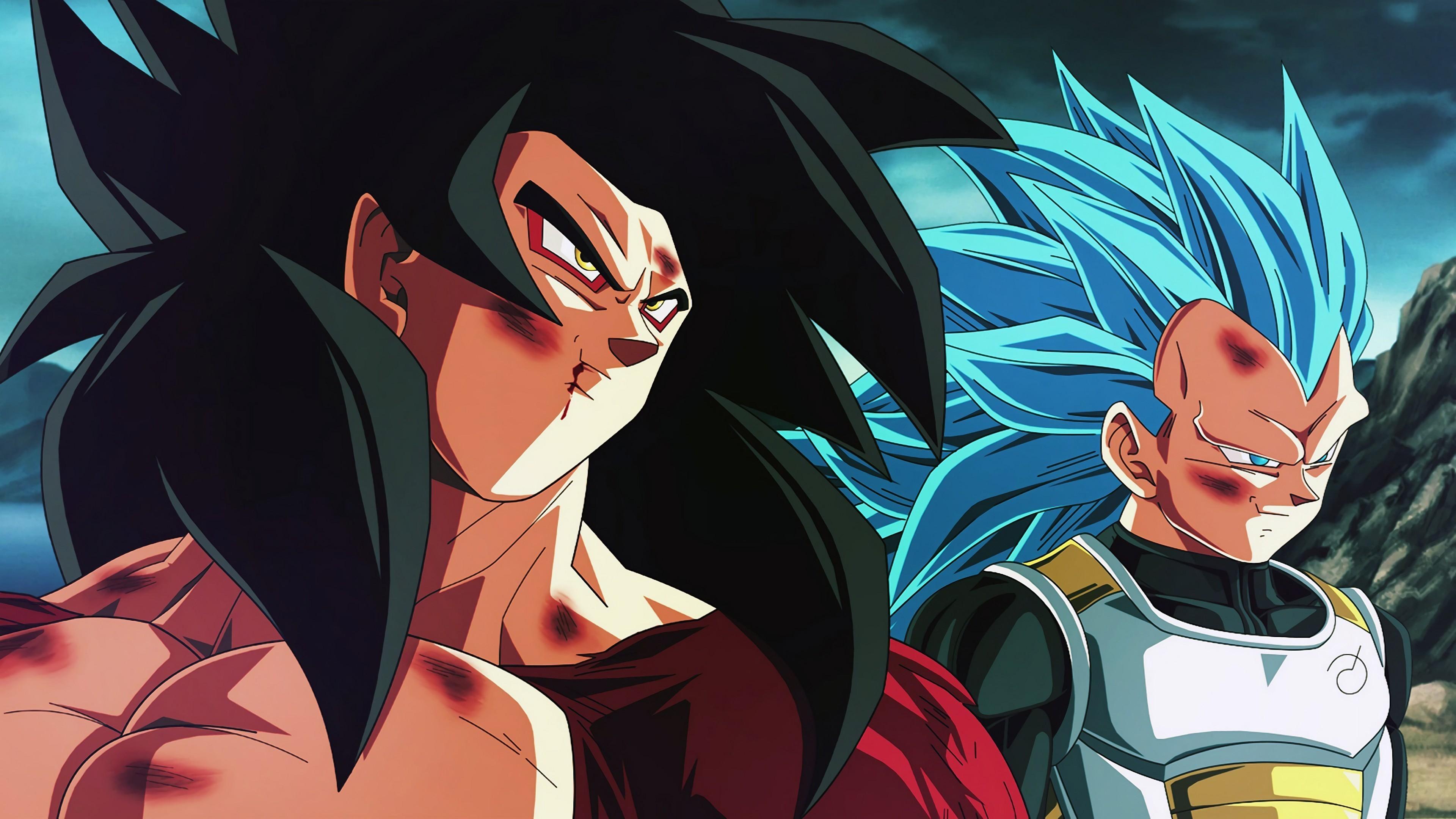 Anime Son Goku Vegeta Dragon Ball Dragon Ball Super Dragon Ball  GT Super Saiyan 4