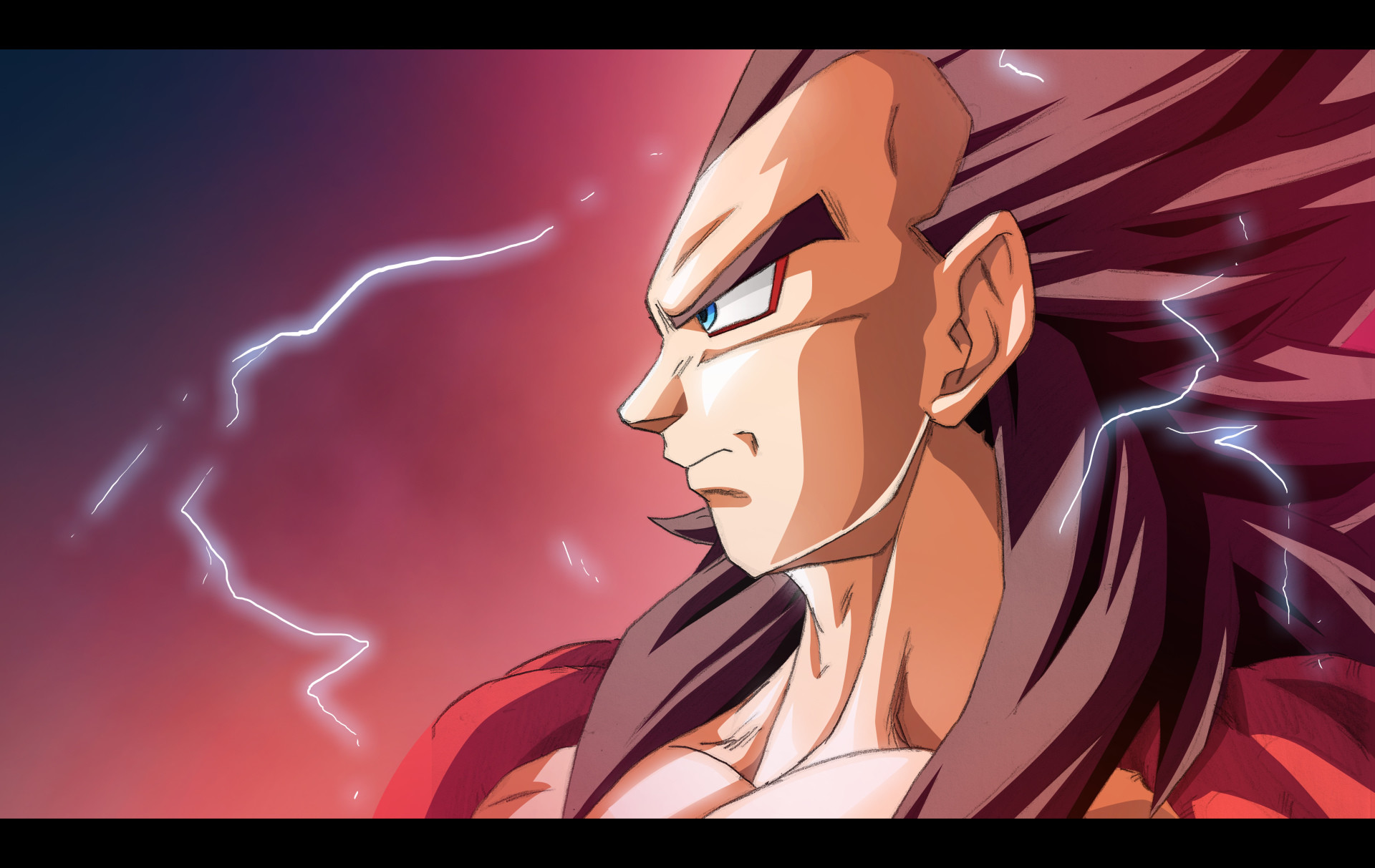 Vegeta in Super Saiyan I still hope this form will also appear in Dragon  Ball Super. It was an awesome form. I like Super Saiyan God, but feels like  what a …