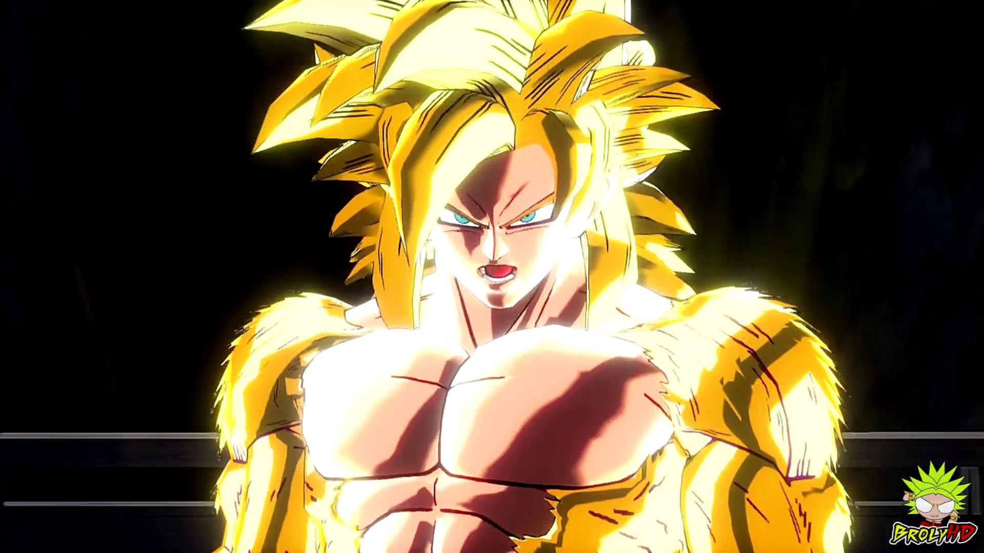 Dragon Ball Xenoverse – Golden Super Saiyan 4 Goku MOD [60FPS 1080p] –  YouTube