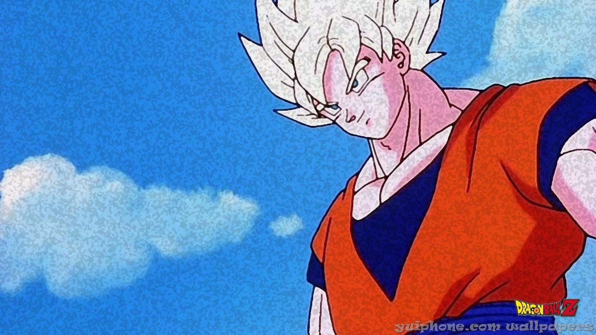 Gallery of Dragon Ball Z Wallpaper Goku Super Saiyan 3