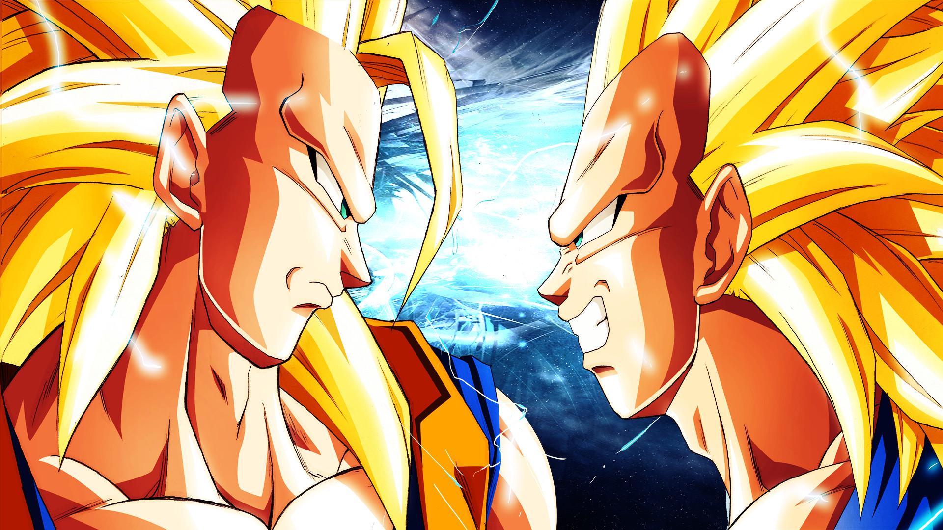 Super Saiyan 3 Goku …