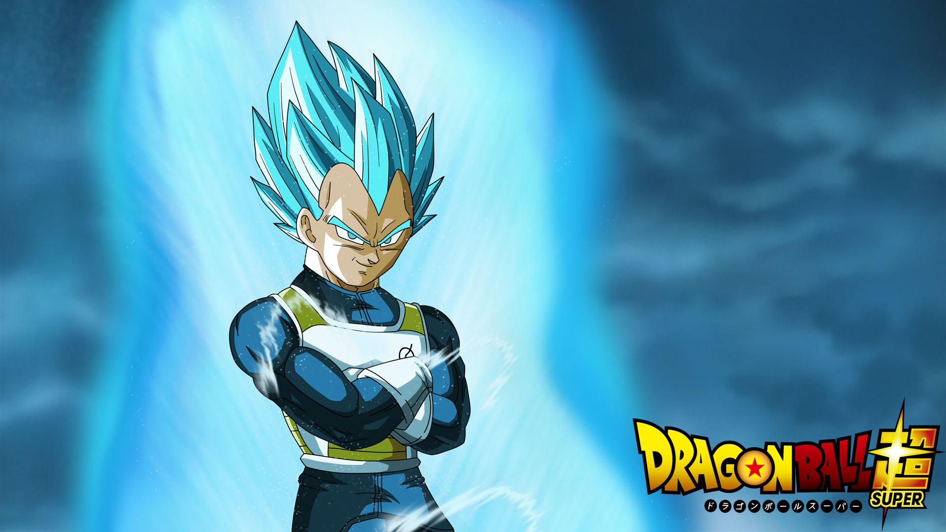Vegeta Super Saiyan Blue #2