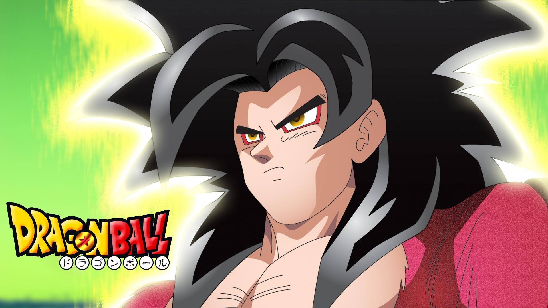 … Super Saiyan 4 Goku 1920 x 1200
