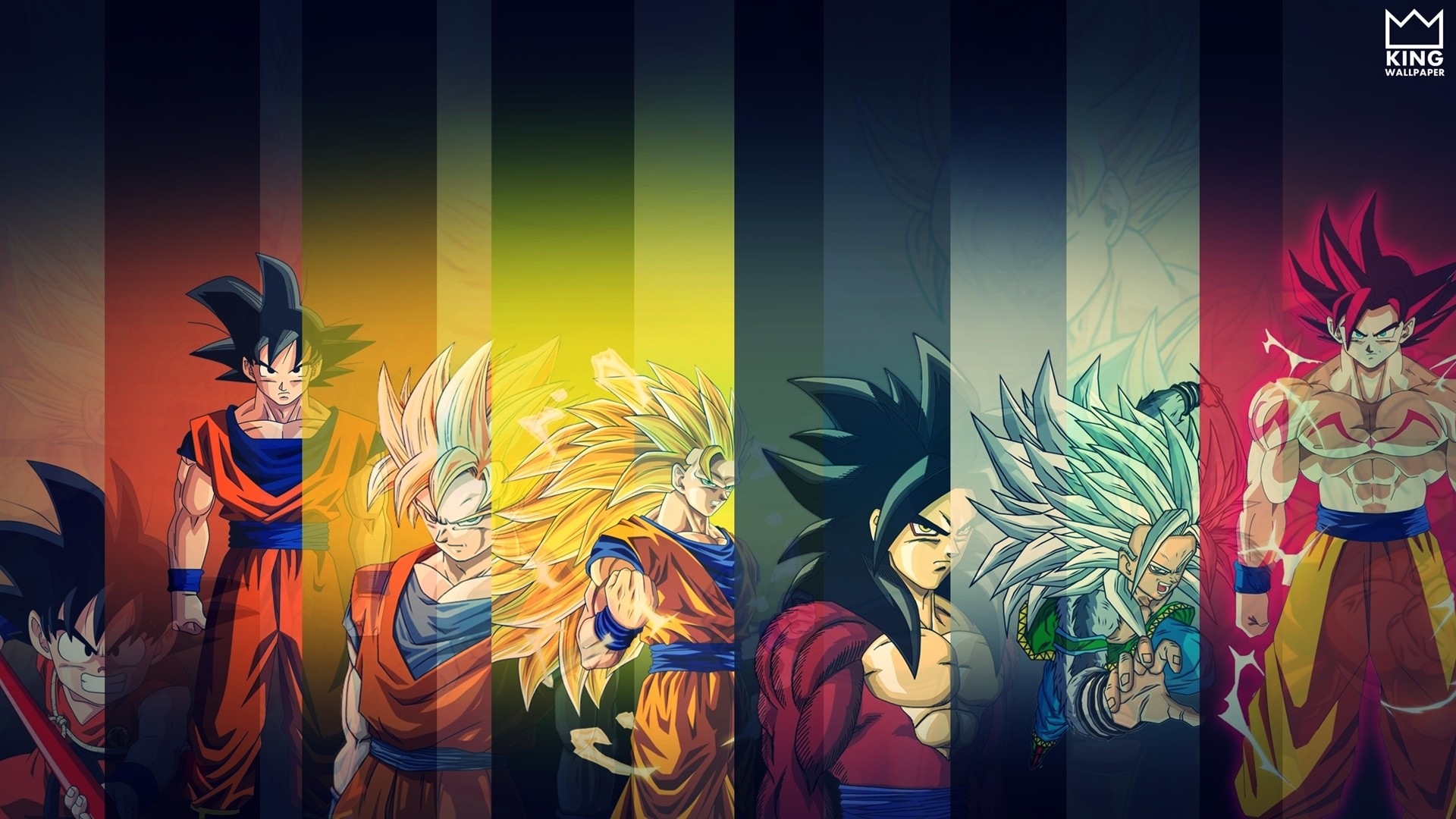 DBZ · Goku Wallpaper …