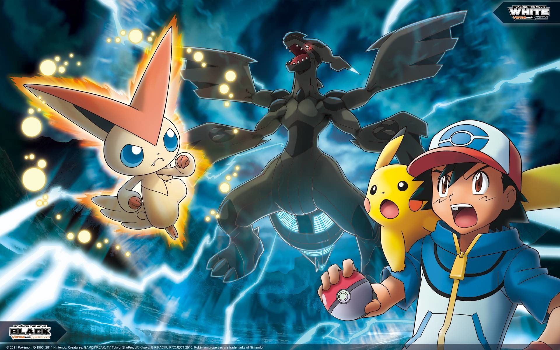 Pokemon Zekrom wallpaper – Pokemon Wallpaper