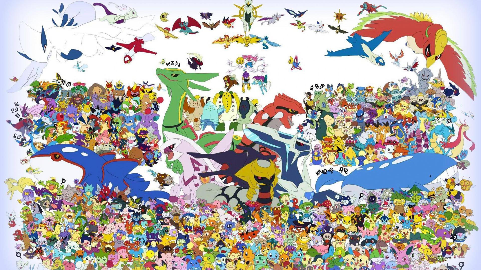 Fonds d'écran Pokemon : tous les wallpapers Pokemon