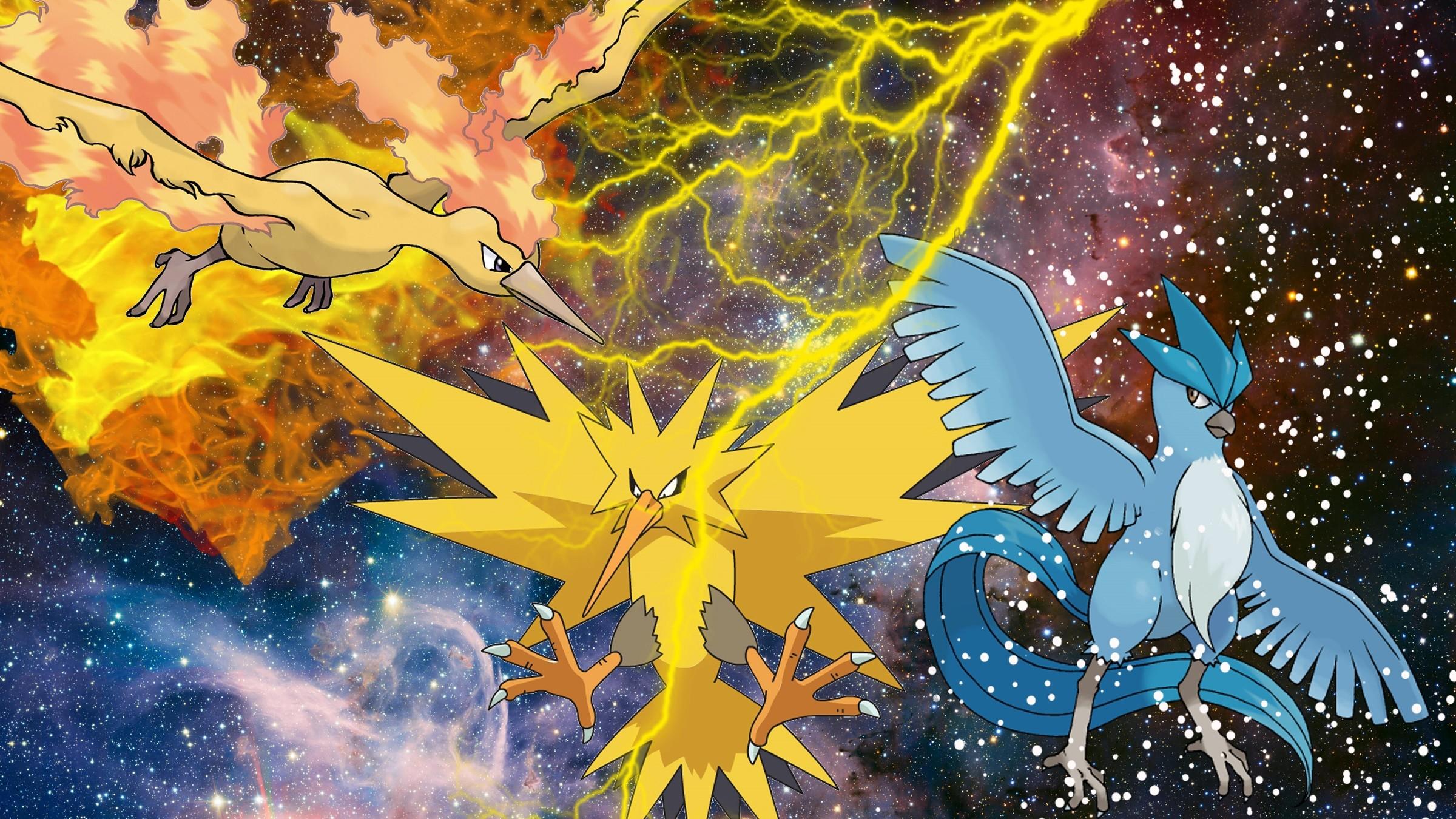 Gen 2/Legendary Pokémon
