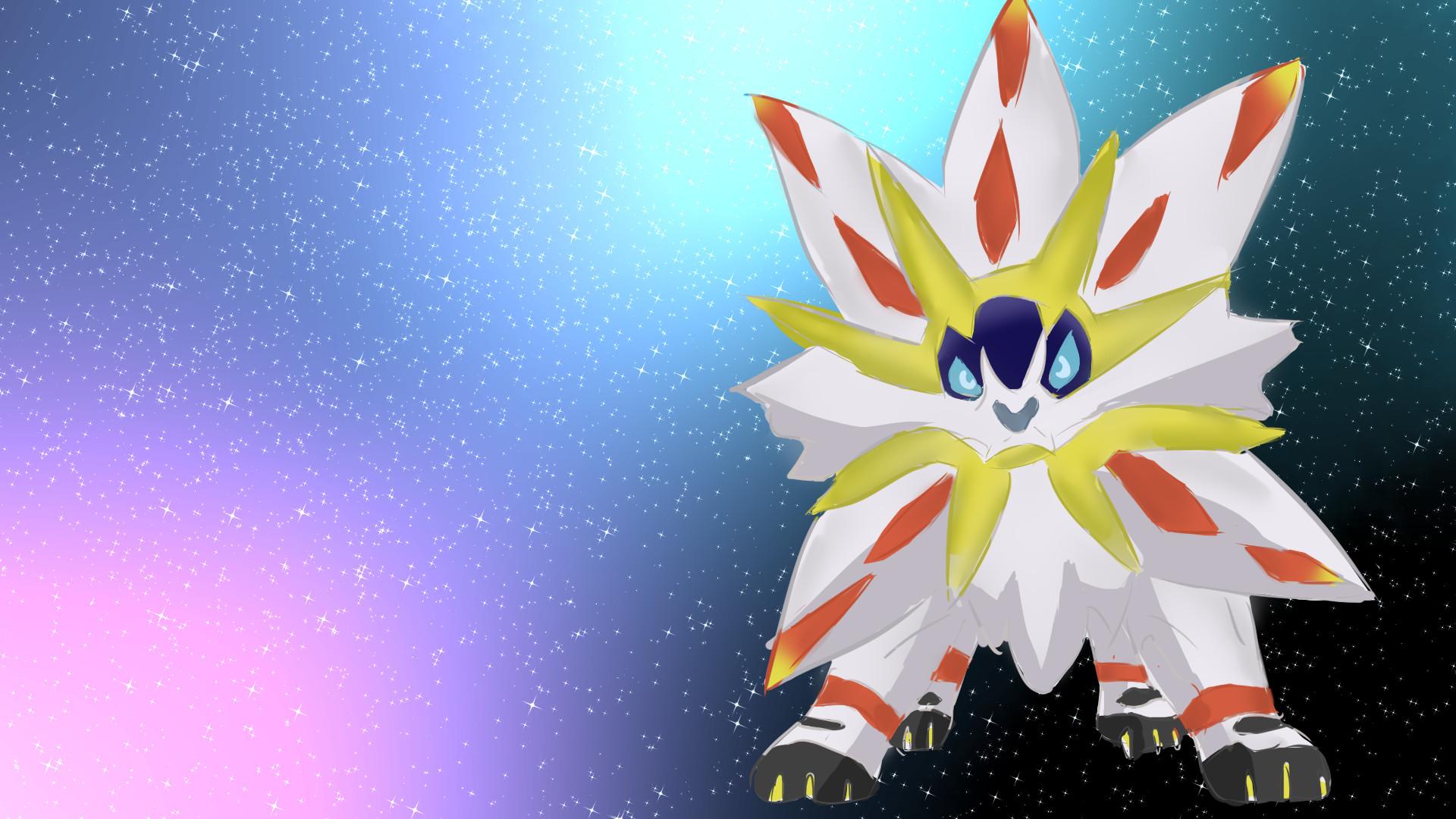 Pokemon Sun legendary by TombieFox Pokemon Sun legendary by TombieFox
