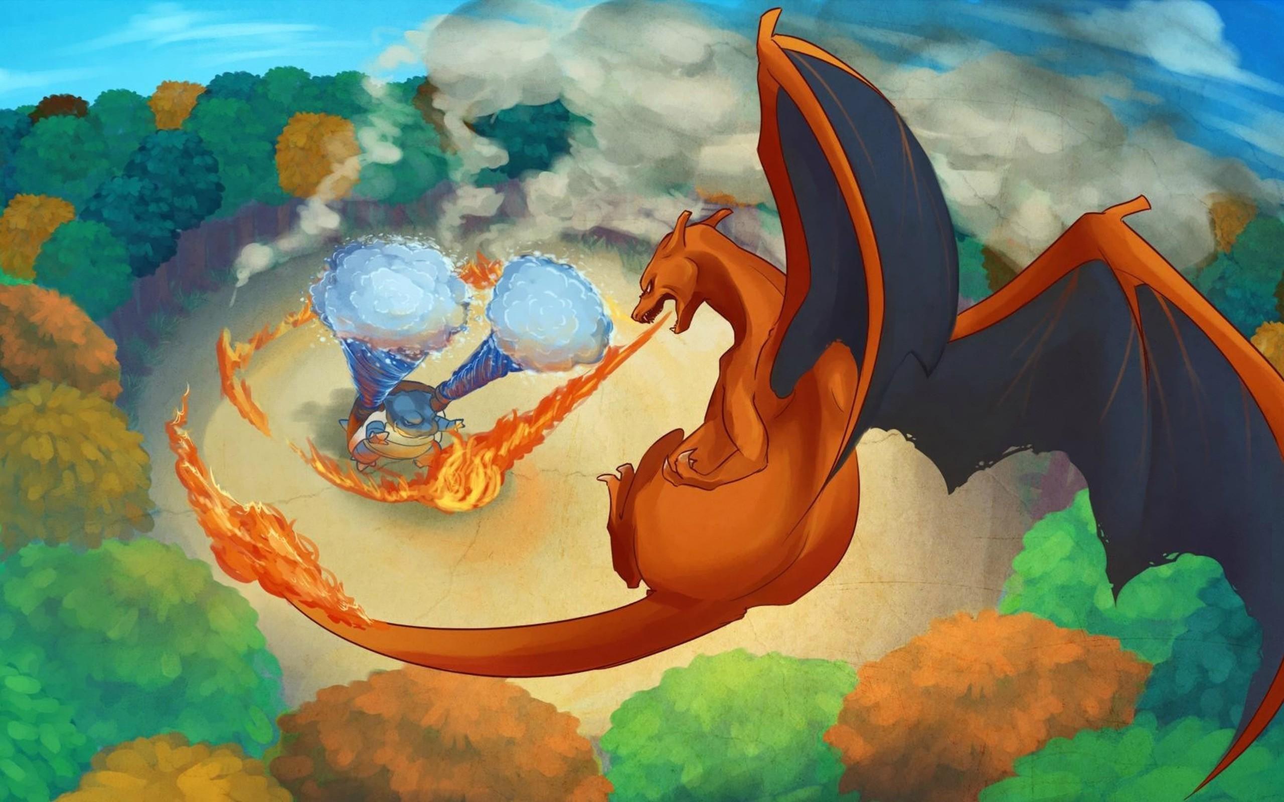 HD Pokemon Charizard Backgrounds.
