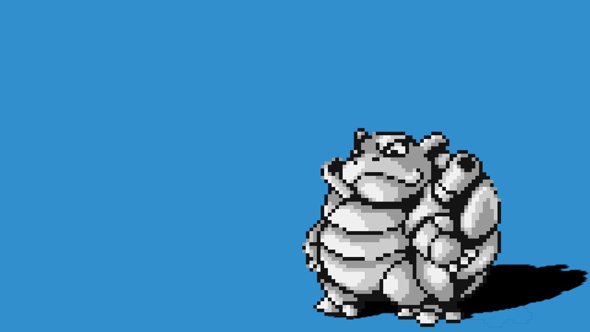 Pixel Art Pokemon