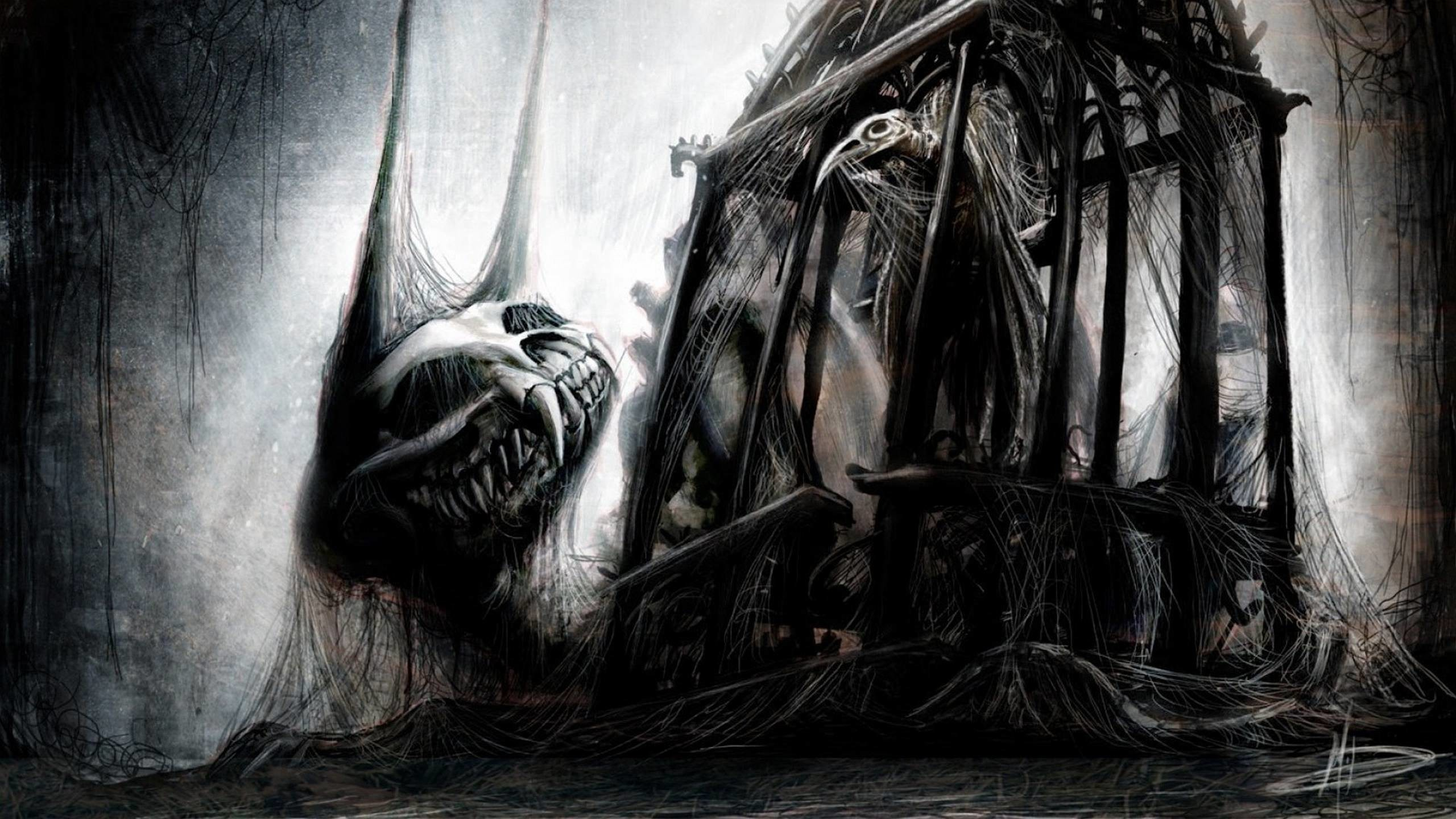 Creepy Wallpaper 245