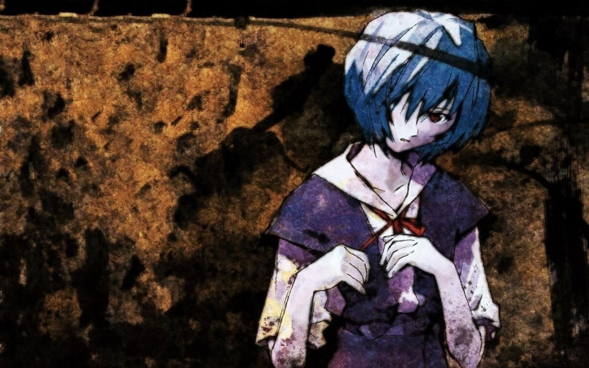 Rei Ayanami Wallpaper HD by strudenfreund on DeviantArt