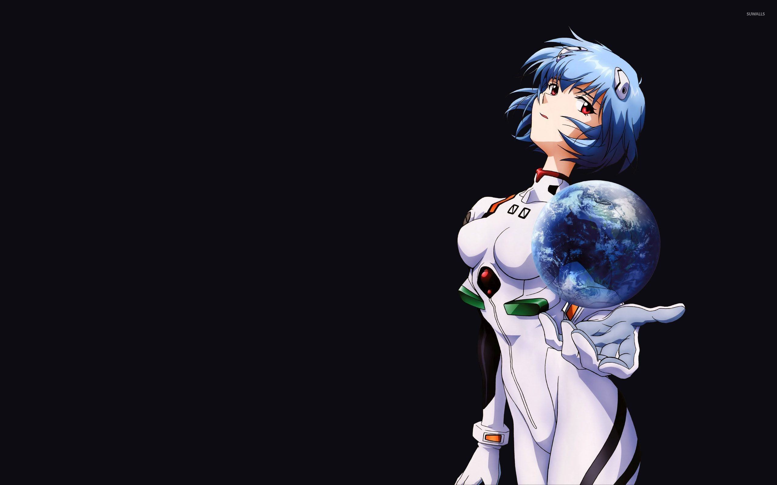 Rei Ayanami – Neon Genesis Evangelion wallpaper – Anime wallpapers .