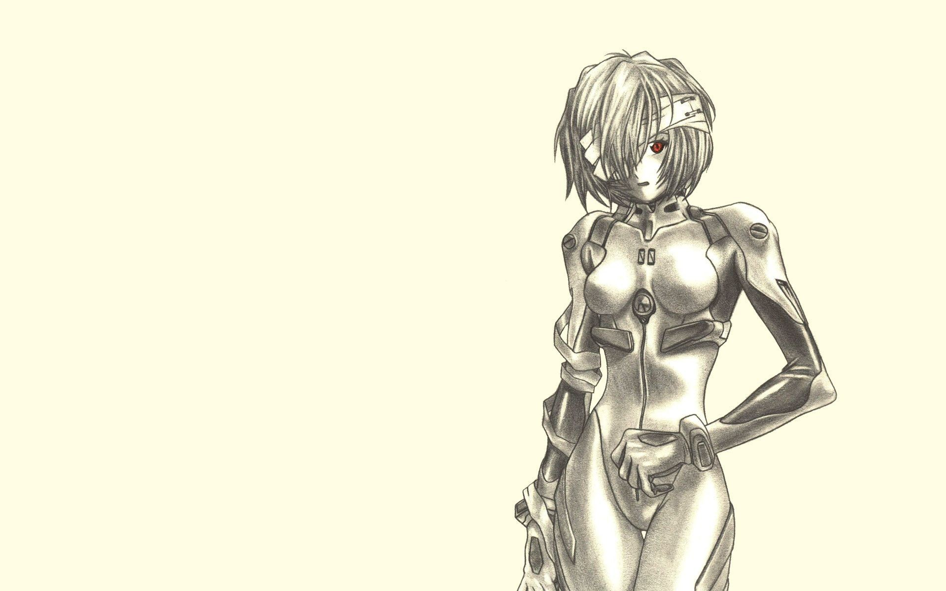 … Ayanami Rei – Neon Genesis Evangelion