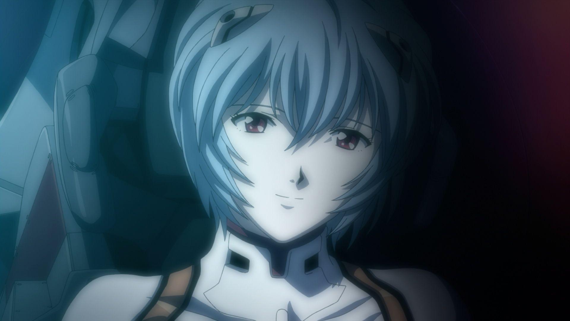 Ayanami Rei – Neon Genesis Evangelion HD Wallpaper 1920×1080
