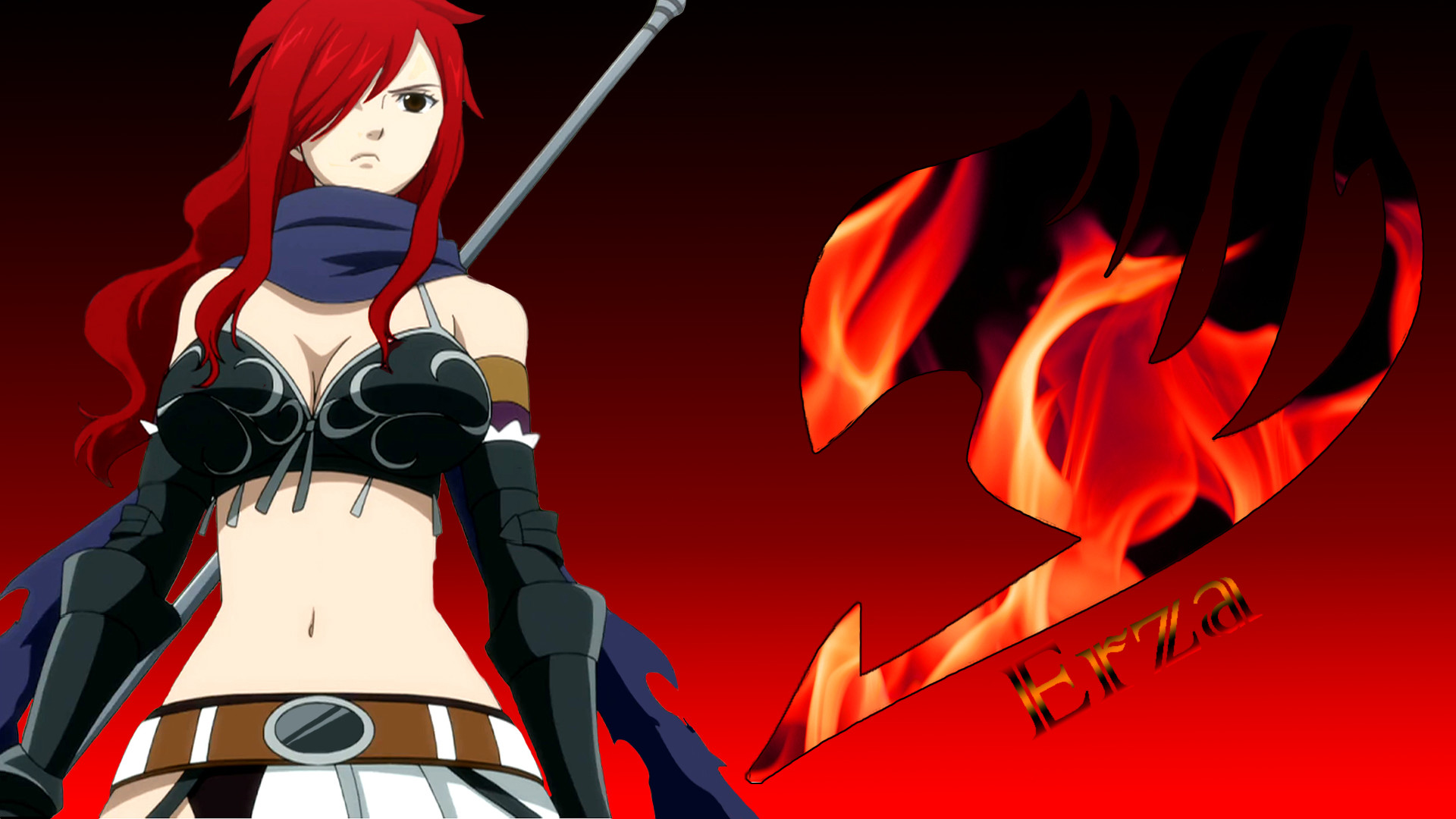 Erza Scarlet Wallpapers