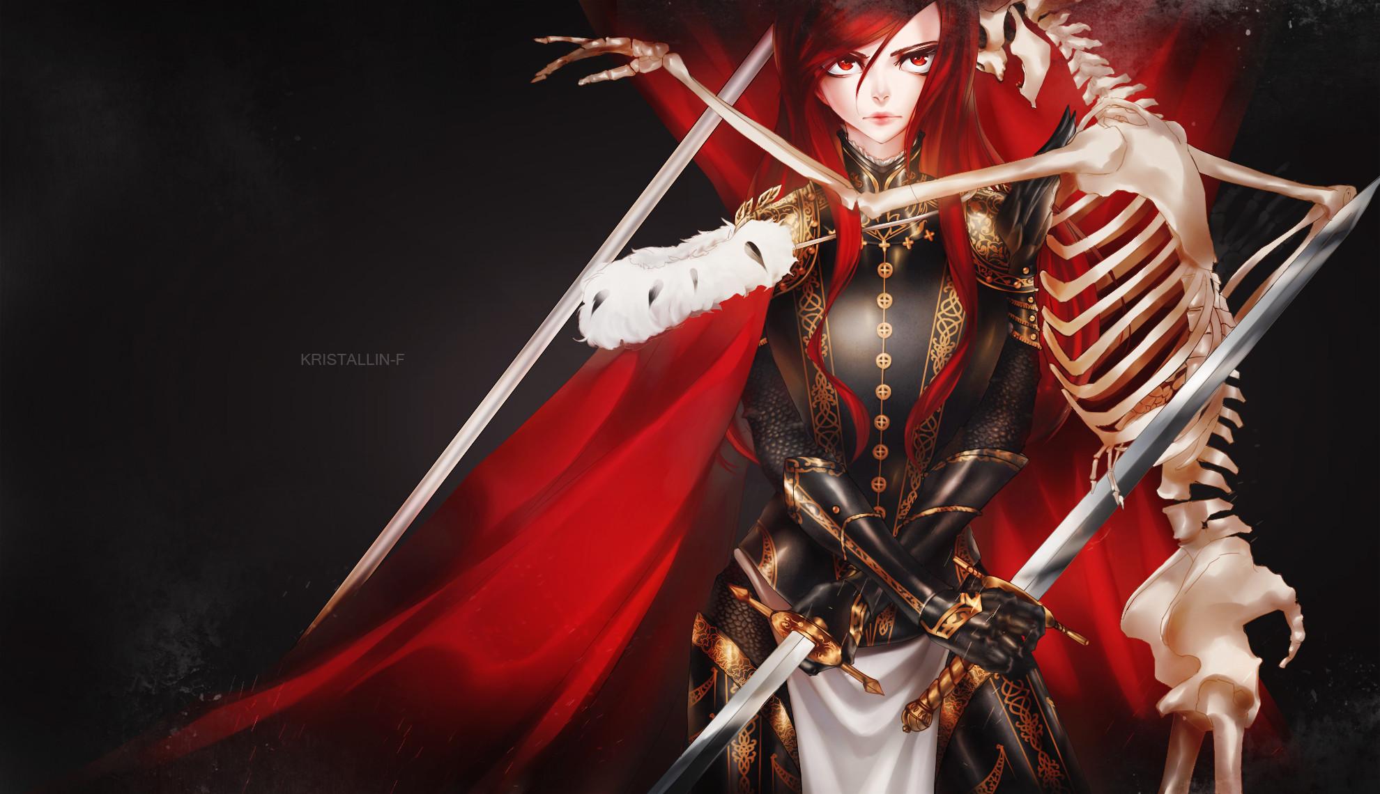 Erza Scarlet · download Erza Scarlet image