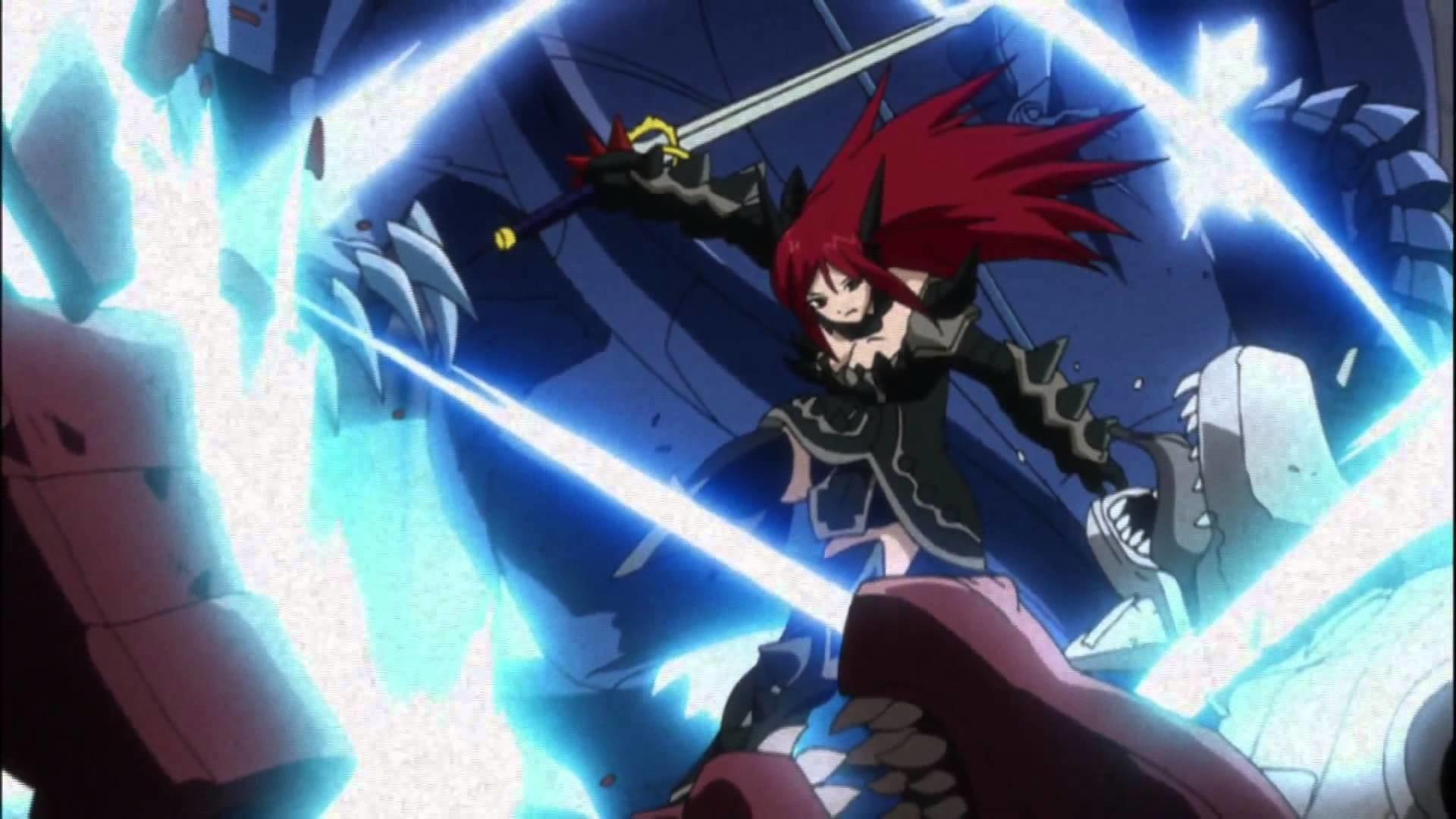 Fairy Tail AMV – Erza Scarlet (HD)