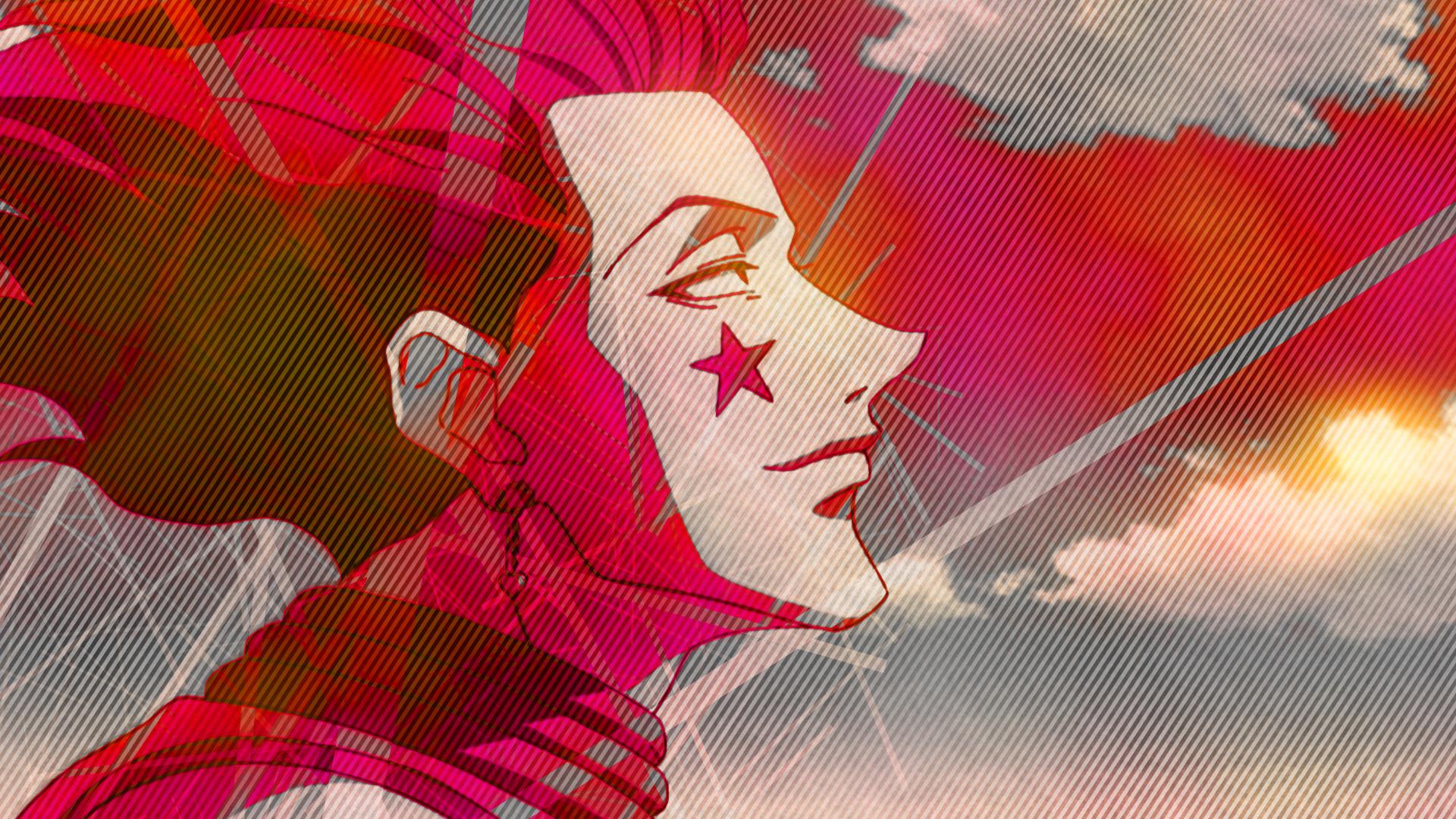 Anime – Hunter x Hunter Hisoka (Hunter × Hunter) Wallpaper
