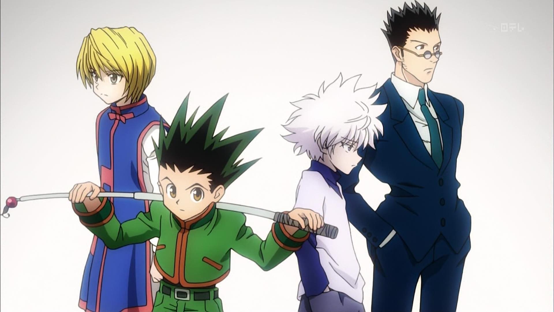 HD Wallpaper   Background ID:456412. Anime Hunter x Hunter