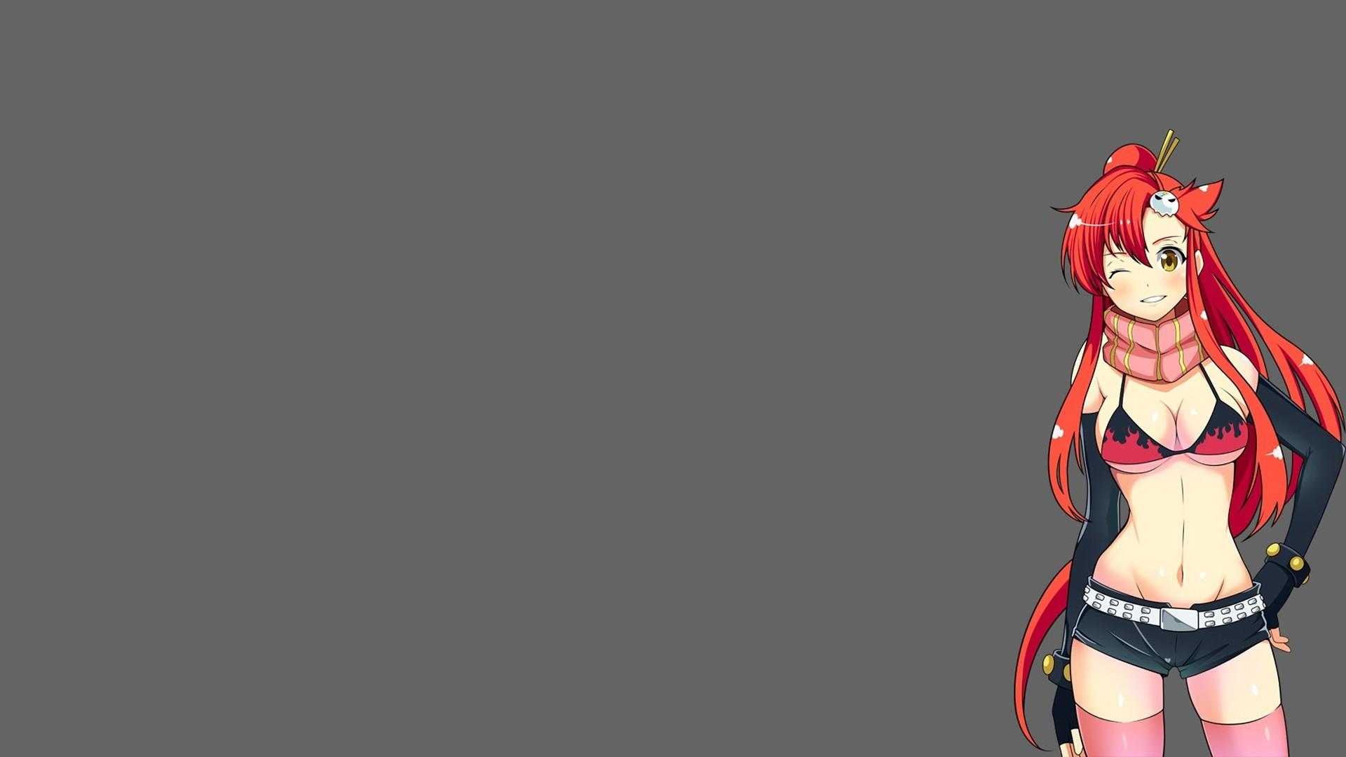 Littner Yoko Redheads Tengen Toppa Gurren Lagann Anime 42014 …