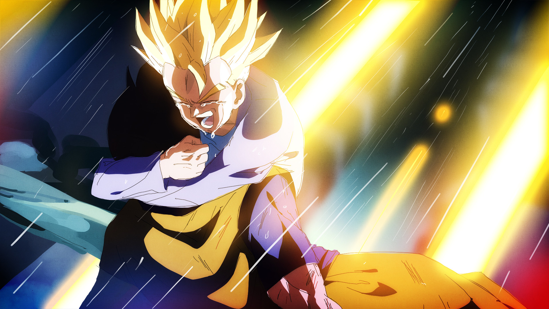 Anime – Dragon Ball Z Trunks (Dragon Ball) Wallpaper