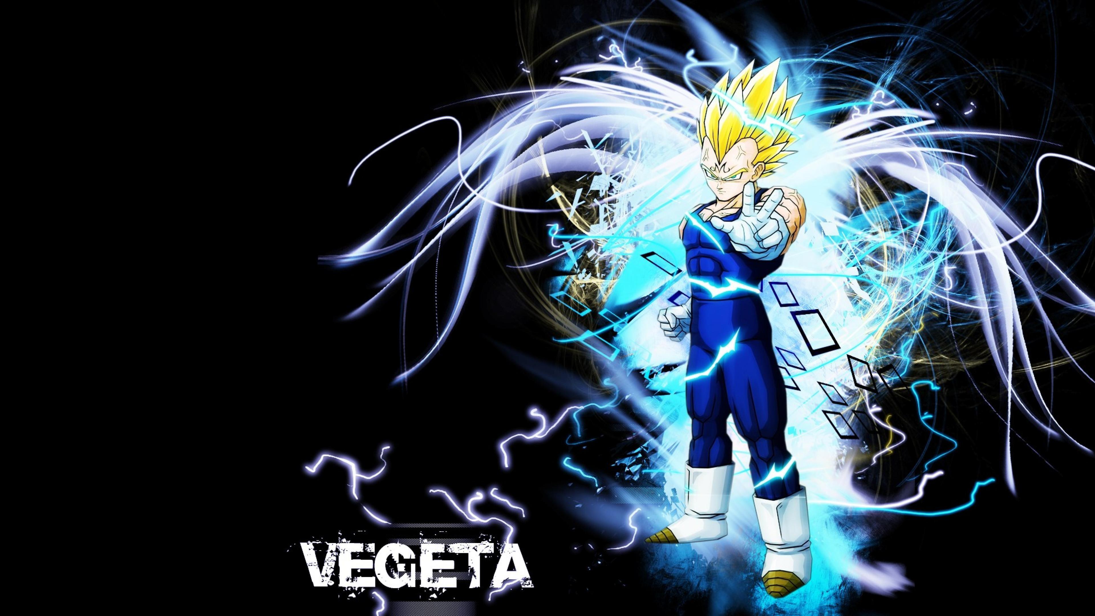 Dragon Ball Z Vegeta wallpapers