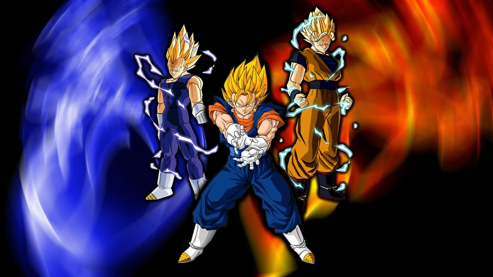 Dragon Ball Z Goku iPhone Wallpaper