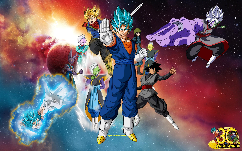 HD Wallpaper   Background ID:772374. Anime Dragon Ball Super