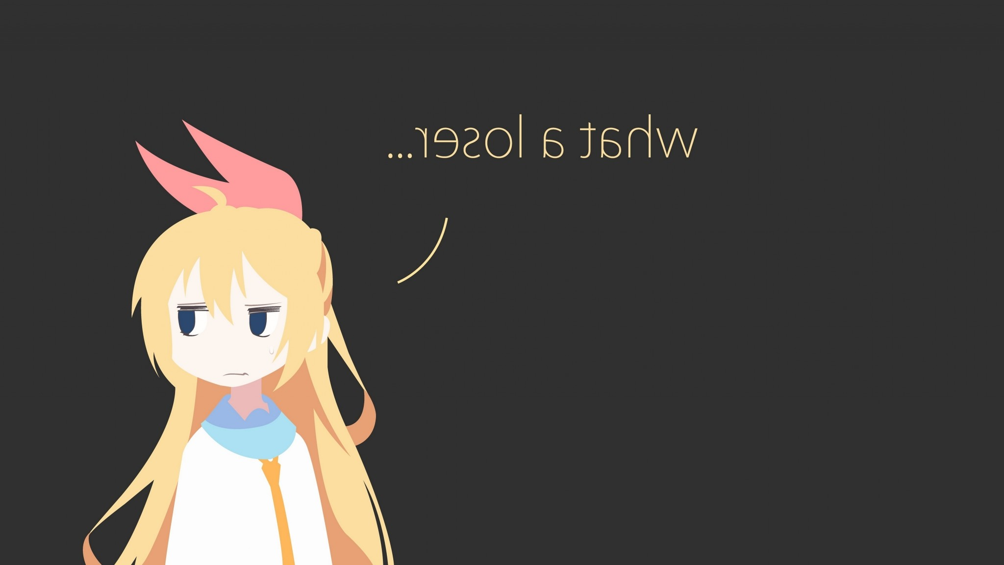Download What a Loser Amazing Sad Anime Wallpaper In Many Resolutions