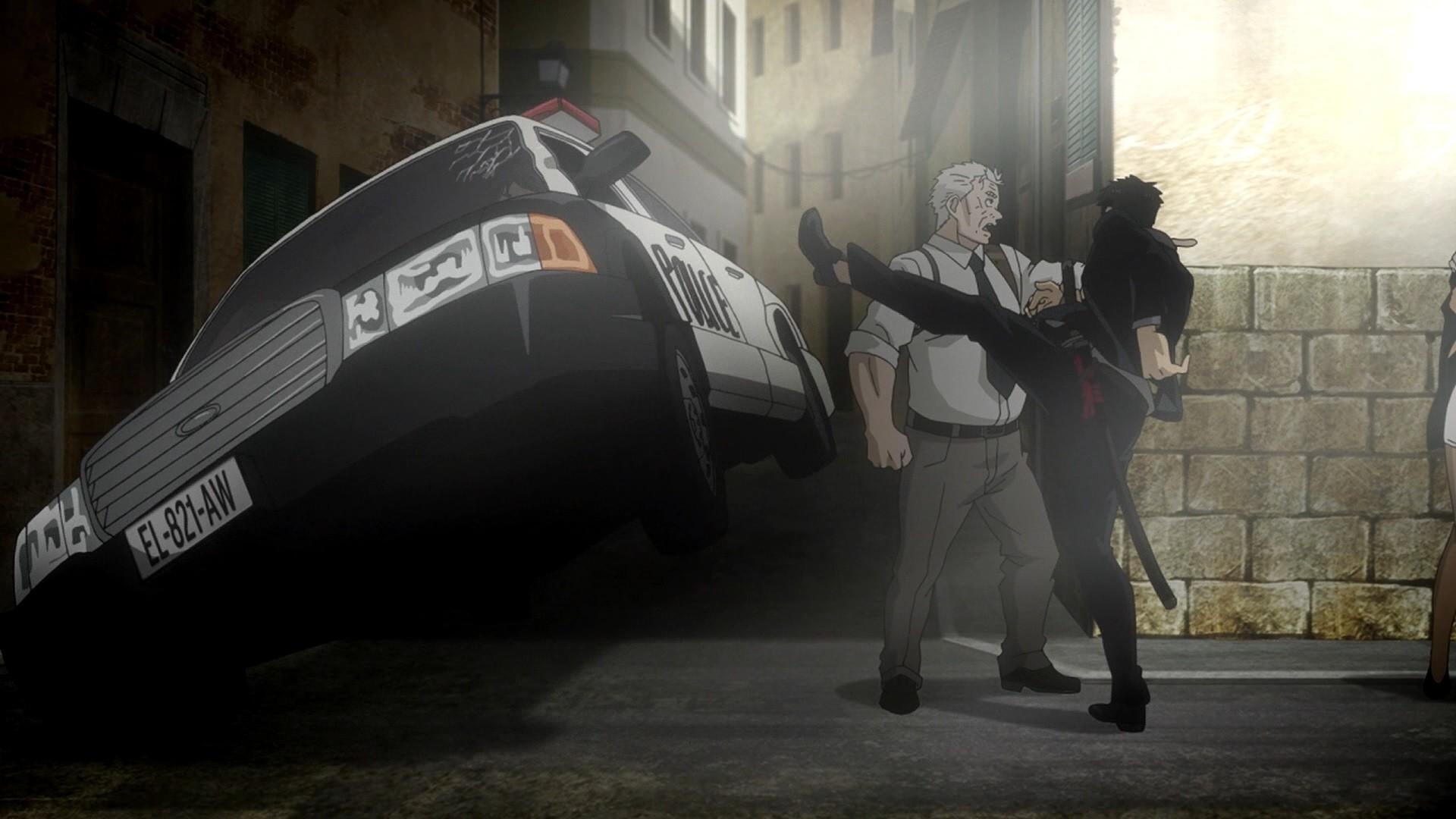 Gangsta. Nicolas Worick