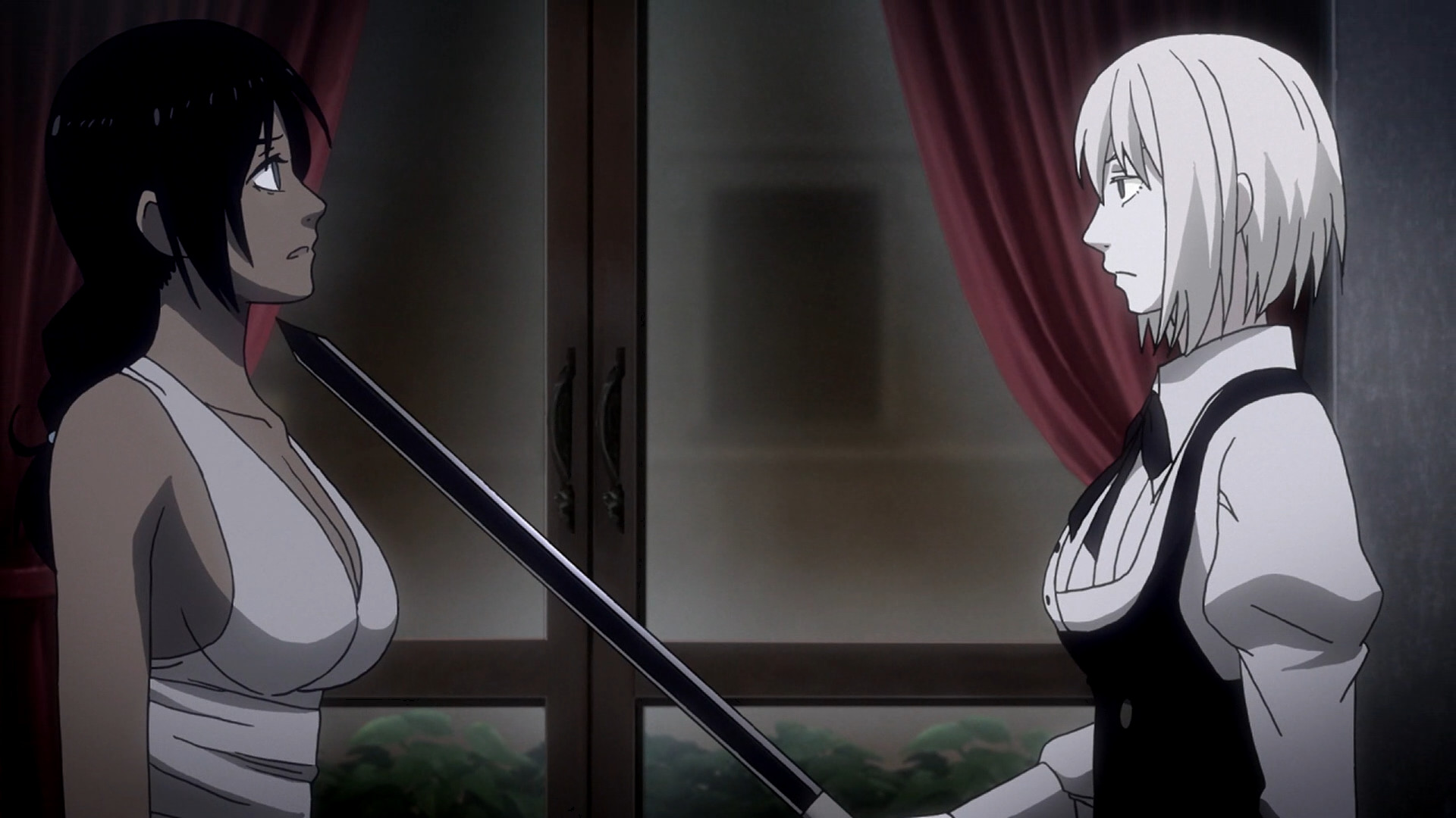 [Spoilers] Gangsta. – Episode 9 [Discussion] : anime