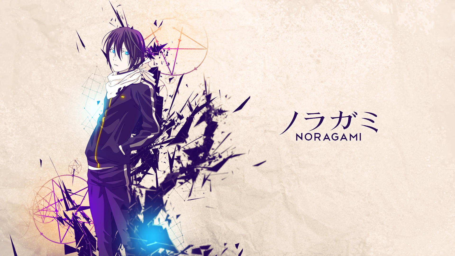 New Noragami 4K Ultra HD Wallpapers
