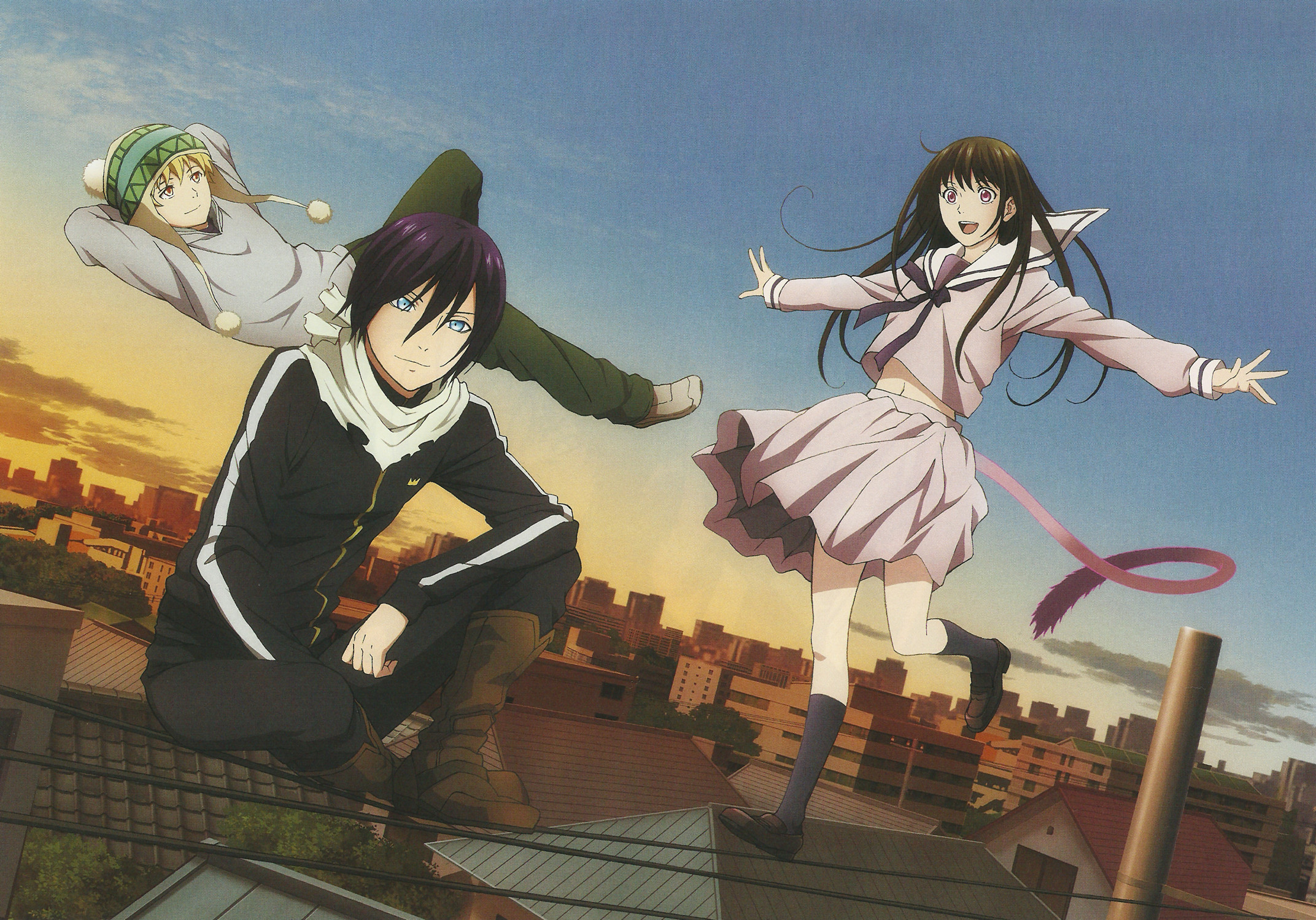 HD Wallpaper   Background ID:650804. Anime Noragami