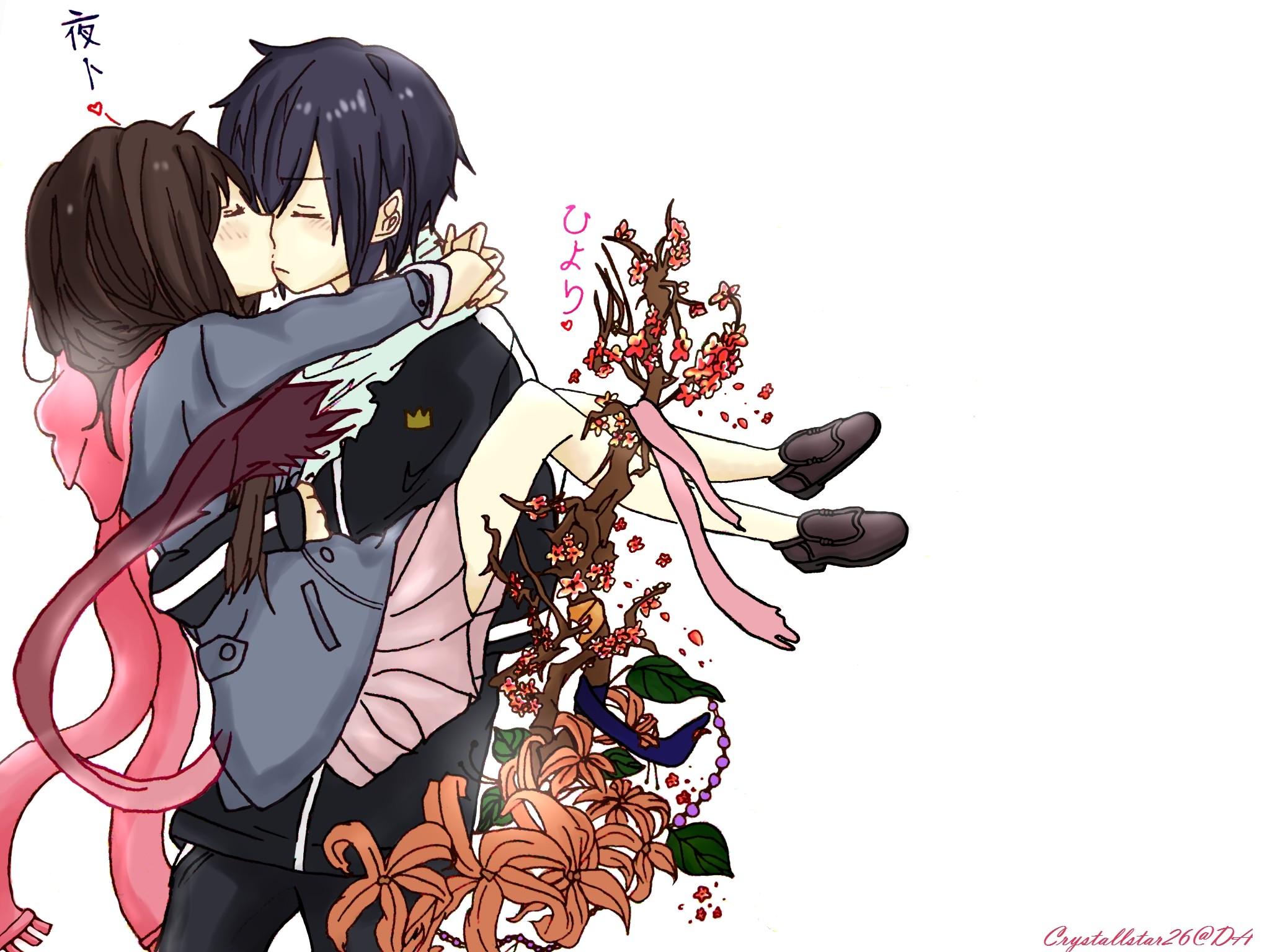 Anime – Noragami Hiyori Iki Yato (Noragami) Wallpaper