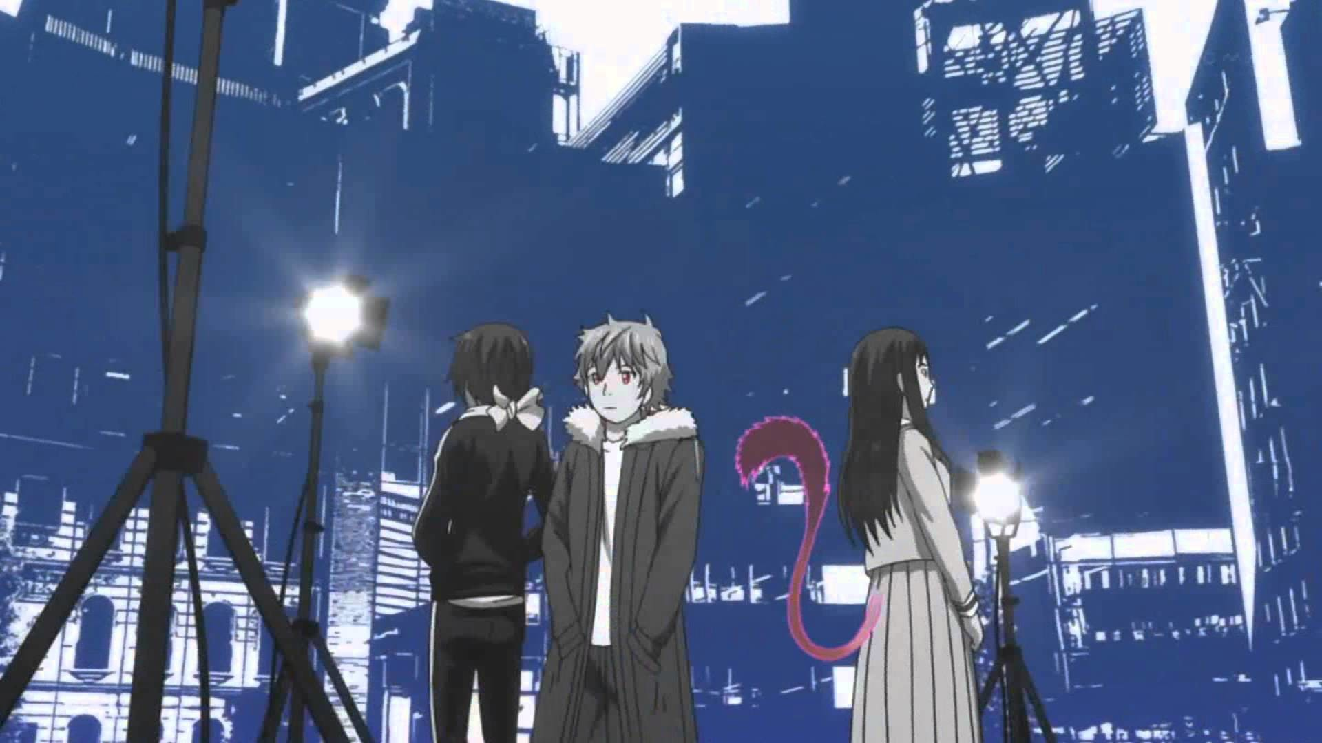 Anime – Noragami Yato (Noragami) Hiyori Iki Yukine (Noragami) Wallpaper