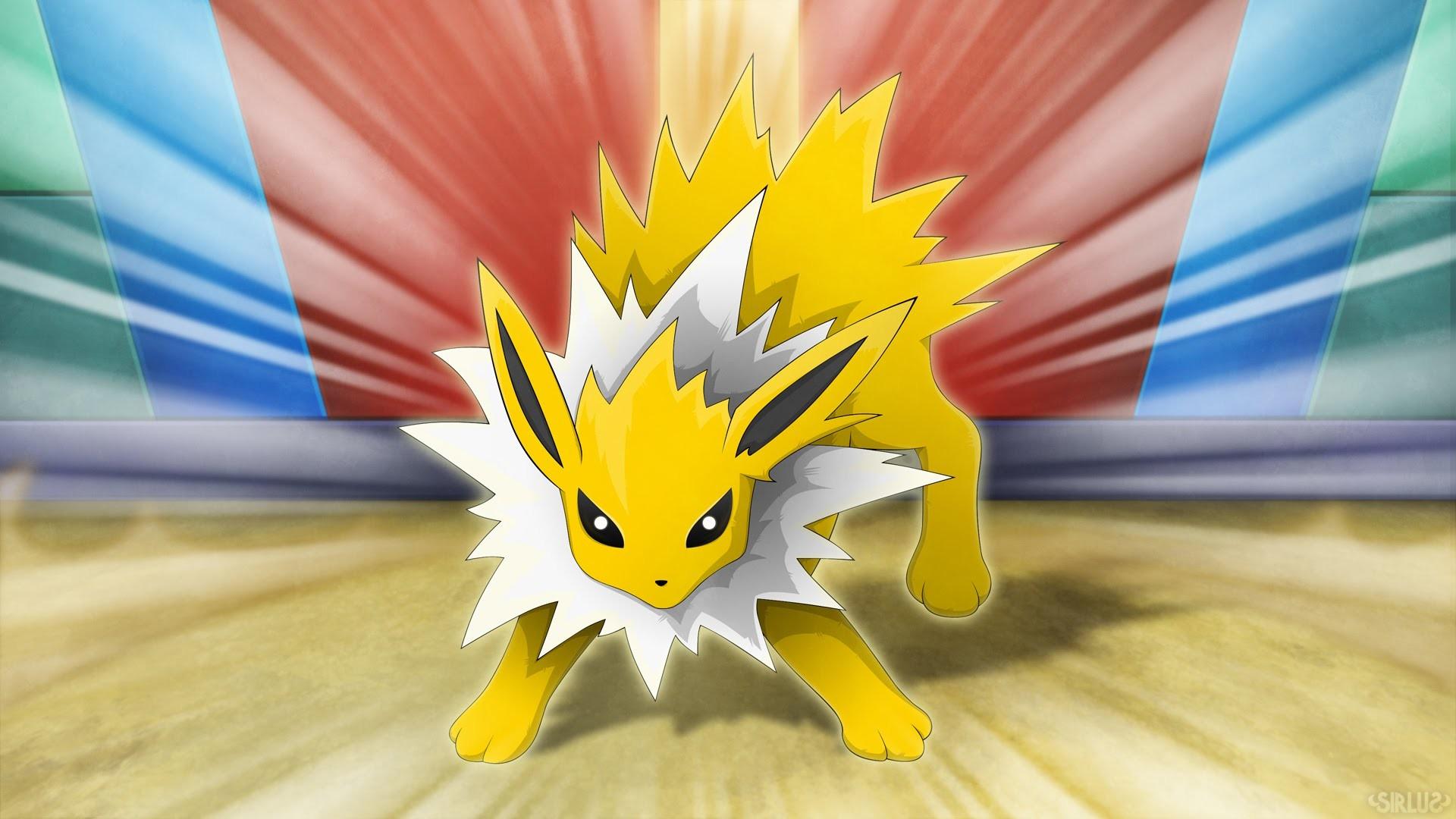 Pokemon Showdown #16 – JOLTEON OP!!!