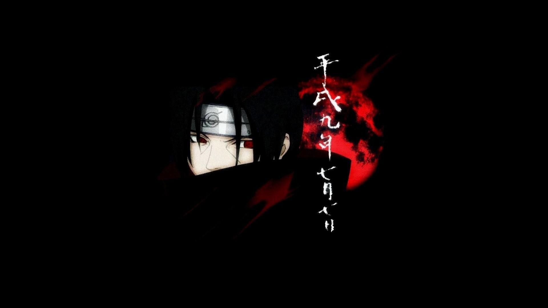 Anime – Naruto Itachi Uchiha Evil Ninja Wallpaper