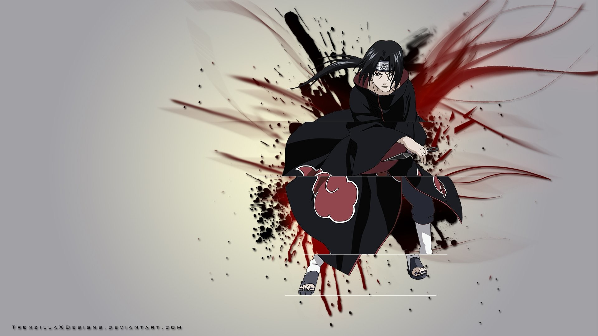 Kenshin Itachis Himura Rurouni Art
