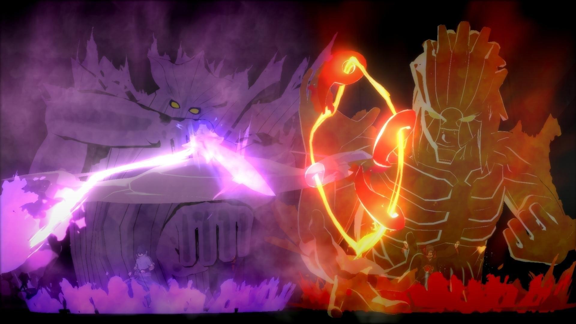 Video Game – Naruto Shippuden: Ultimate Ninja Storm Revolution Susanoo  (Naruto) Sasuke Uchiha